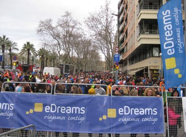 Barcelona media maraton