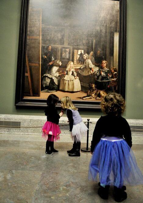 Las Meninas, Velázquez