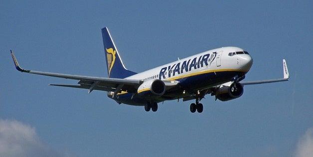Ryanair destacado