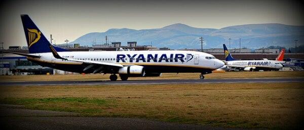 vuelos Ryanair  15 euros