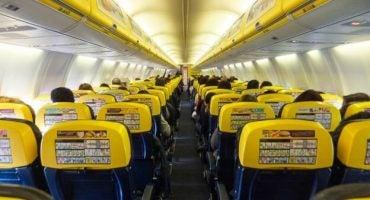 Ryanair permite elegir el asiento con antelación
