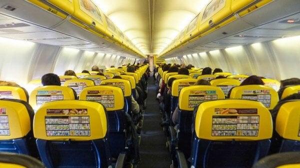 asiento Ryanair