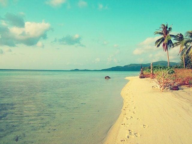 14 lugares perfectos para besar a tu pareja en San Valentín. Isla Balí