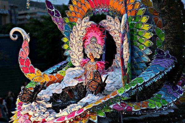 Los mejores destinos para disfrutar de los Carnavales Tenerife