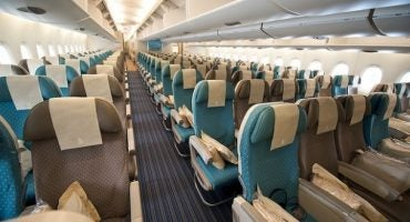 6 pasos para elegir el mejor asiento de avión