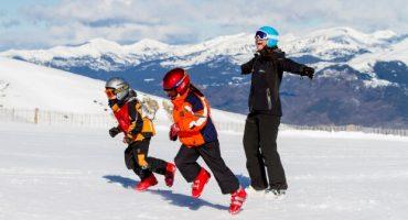Las mejores estaciones de esquí para ir en familia