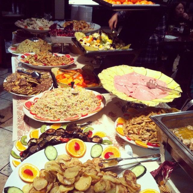 happy-hour en el aperitivo de Milán
