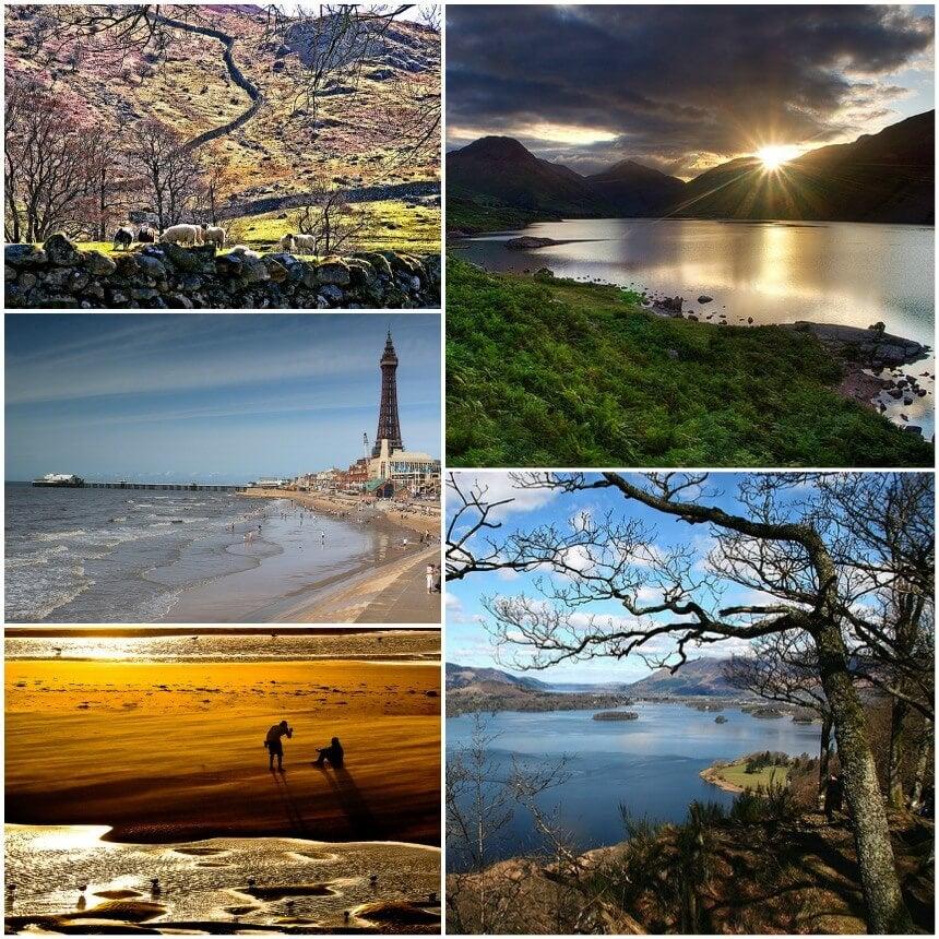 paisajes Gran Bretaña