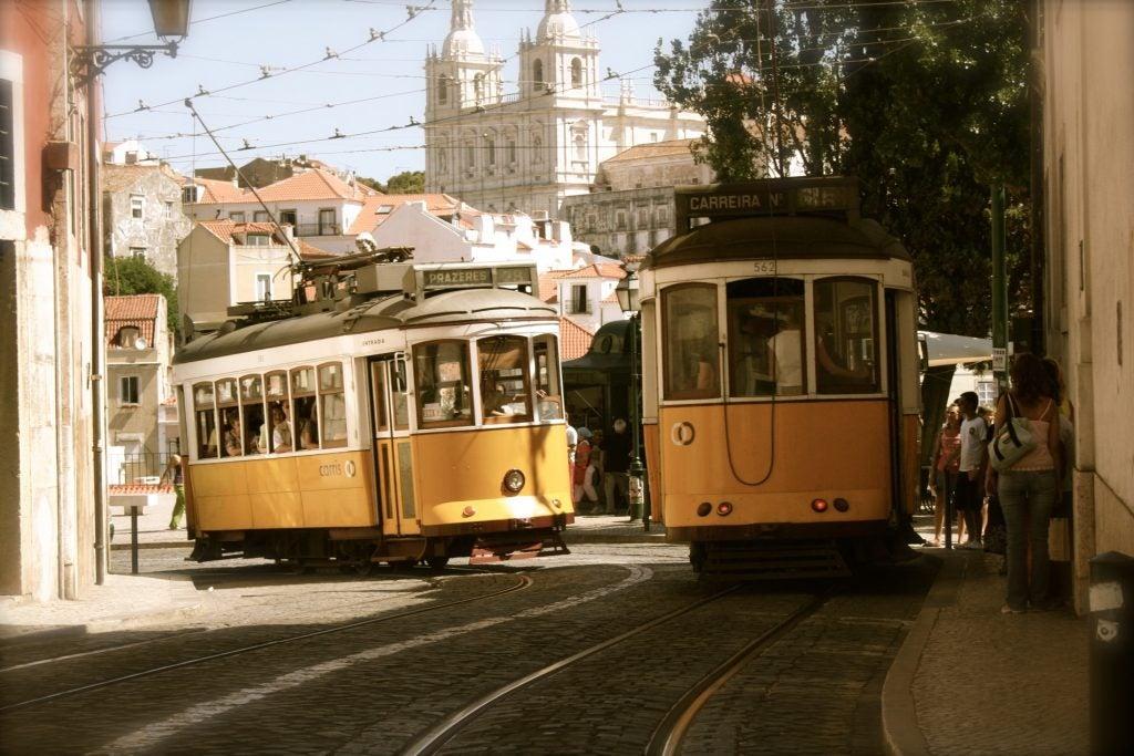 14 lugares perfectos para besar a tu pareja en San Valentín. Lisboa