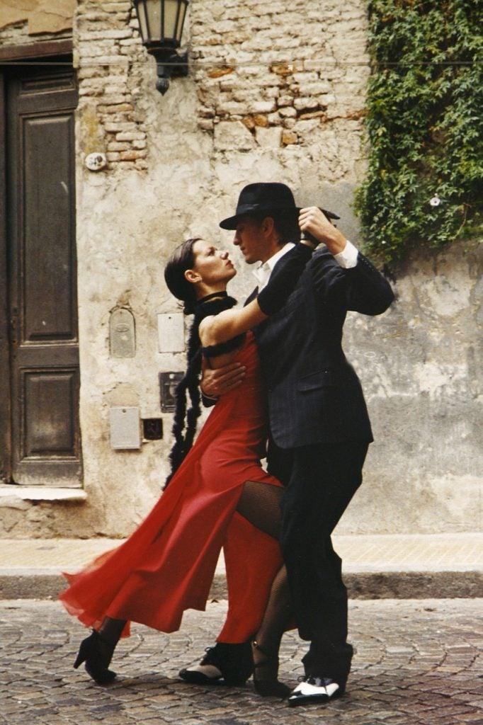 14 lugares perfectos para besar a tu pareja en San Valentín. Tango Buenos Aires