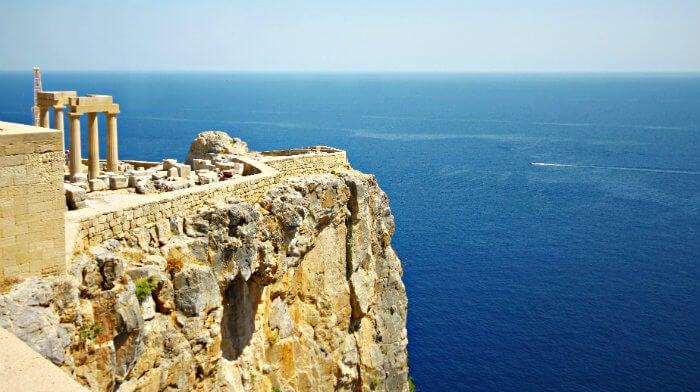 Rodas, islas griegas