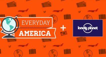 ¡Gana una Lonely Planet para tus próximas vacaciones con nuestra nueva Twitter Party!
