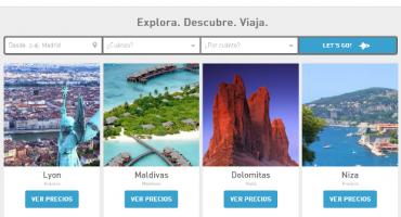 domingo!, la social travel app de eDreams se renueva y se hace más fácil de usar