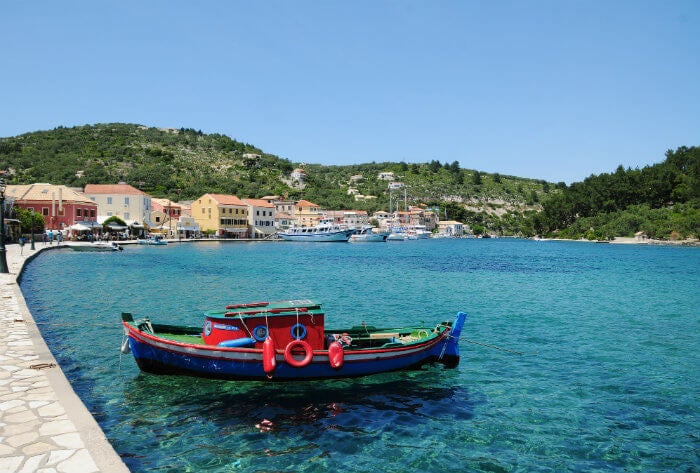 Paxos islas griegas mas bonitas