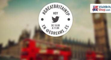 Gana un viaje a Londres con la Twitter Party #GreatBritainTP