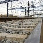 En la jornada de huelga circularon 261 trenes AVE y se cancelaron 97