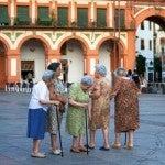 Oferta de Renfe para grupos de mayores entre Madrid y Andalucía