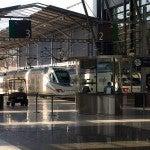 La Estación del AVE de Málaga incorpora ahora el nombre de la ciudad