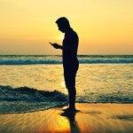 ¿Cómo usas el móvil en vacaciones?