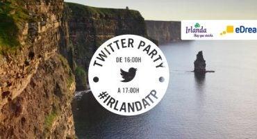 Prepárate para descubrir Irlanda con nuestra nueva Twitter Party