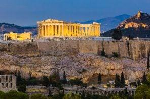 25 actividades que hacer en Atenas