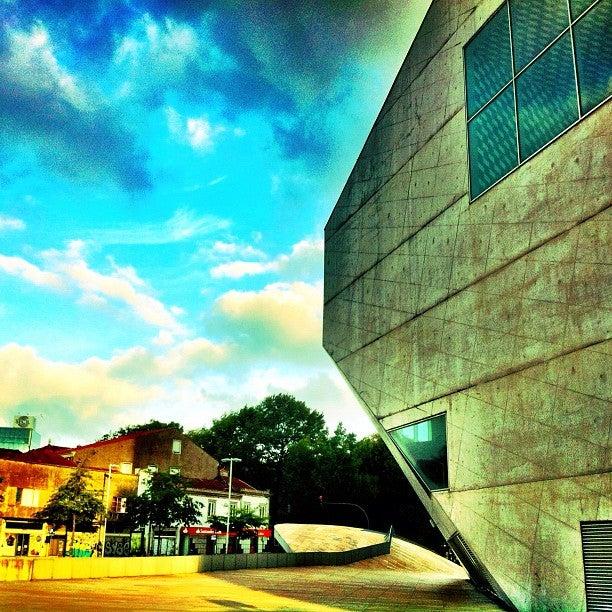 co25 cosas que hacer en Oporto. Casa de la música