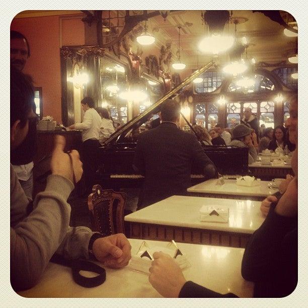 25 cosas que hacer en Oporto. Café majestic en oporto