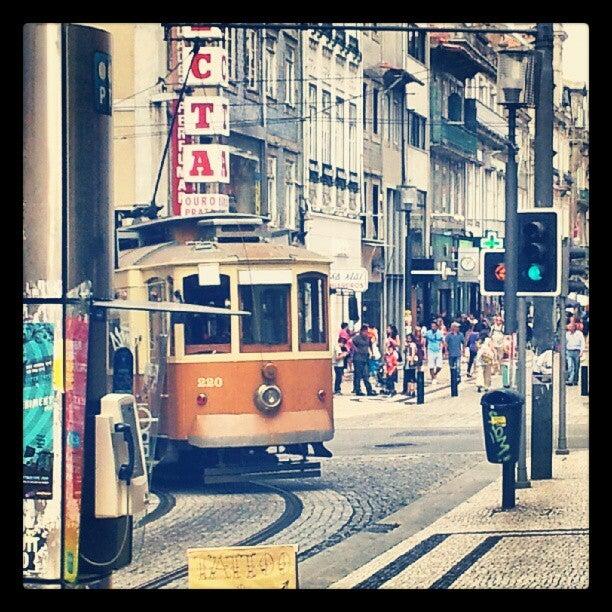 25 cosas que hacer en Oporto. Tramvia