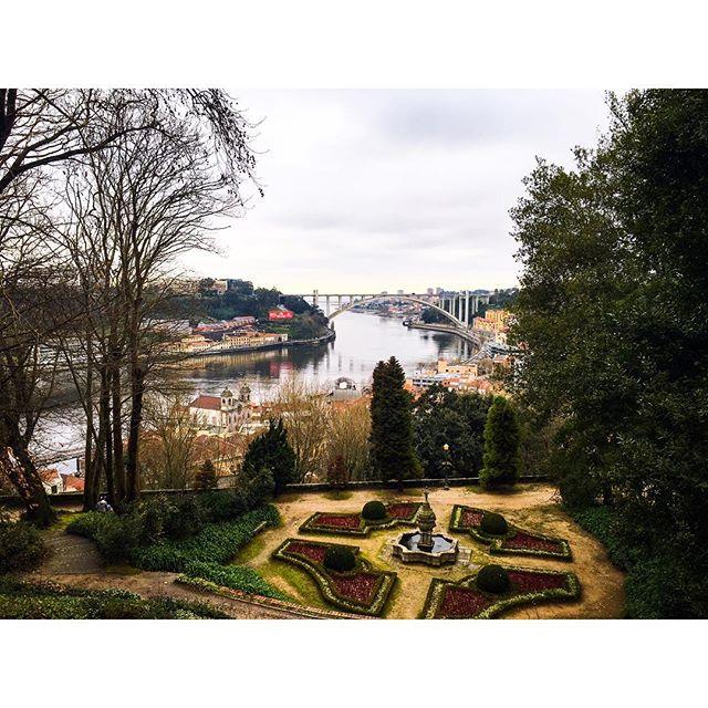 25 cosas que hacer en Oporto. jardines en oporto