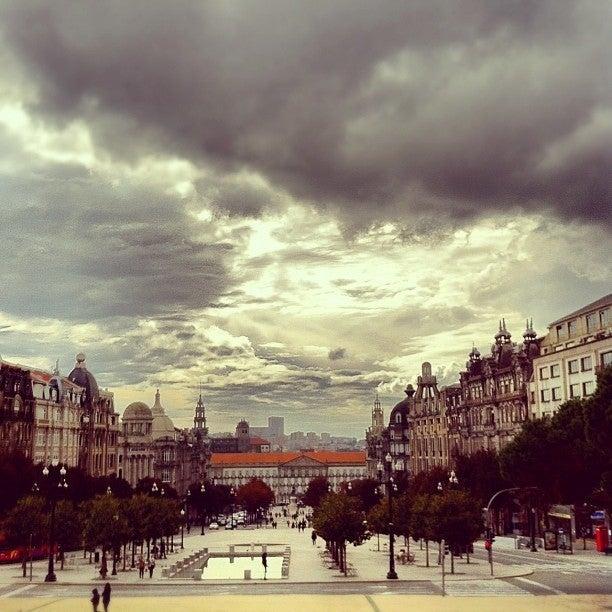 25 cosas que hacer en Oporto. Avenida de los aliados
