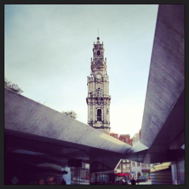 25 cosas que hacer en Oporto. Torre de los clérigos