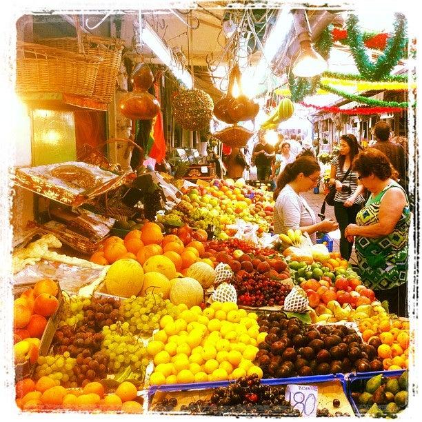 25 cosas que hacer en Oporto. Mercado de Bolhão oporto