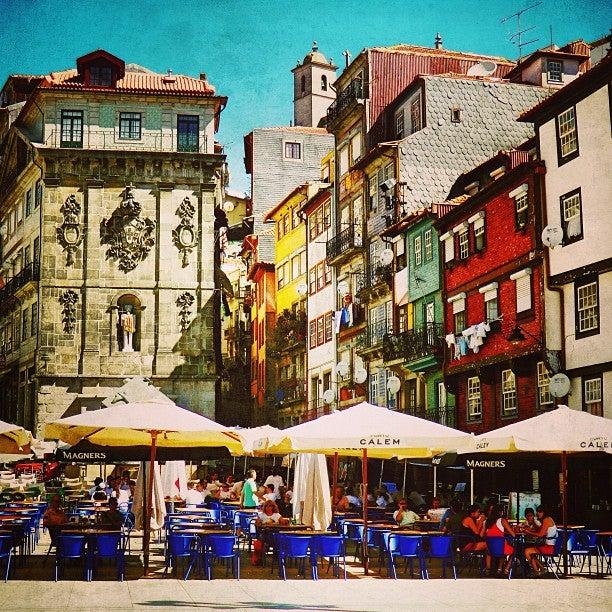 25 cosas que hacer en Oporto. Zona da Ribeira