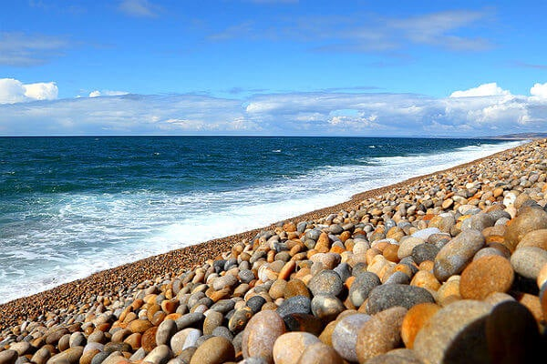 chesil beach portland