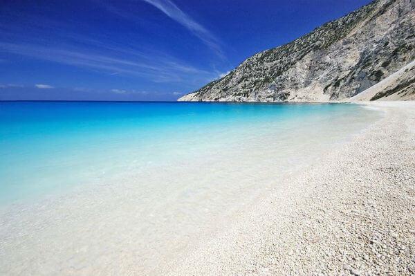 playa Cefalonia grecia