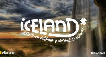 ¡Participa en ICELAND! ¡La tierra del fuego y del hielo te está esperando!