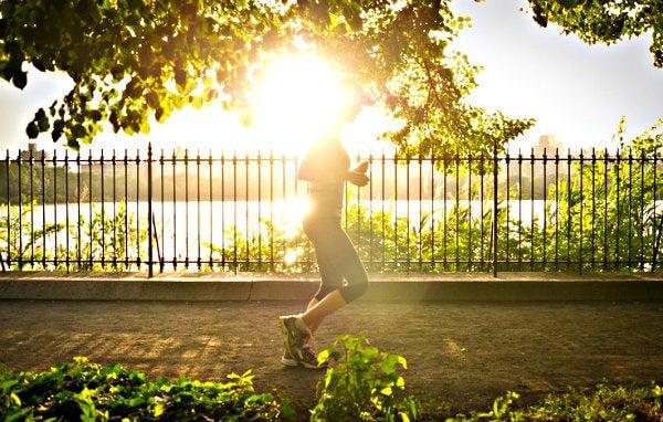 running central park