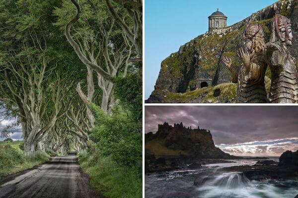 juego de tronos irlanda