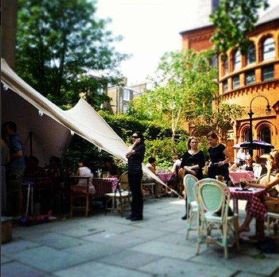 25 cosas que hacer en Londres. Brunch
