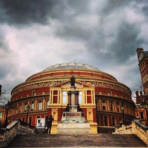 25 cosas que hacer en Londres. Royal Albert Hall