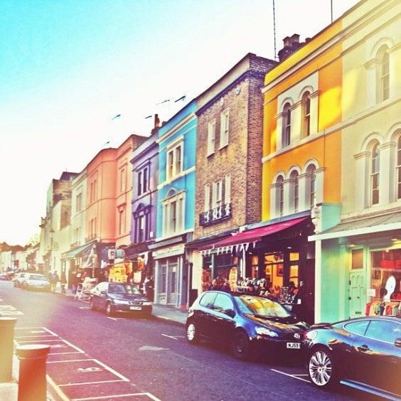 25 cosas que hacer en Londres. Mercado de Portobello Road