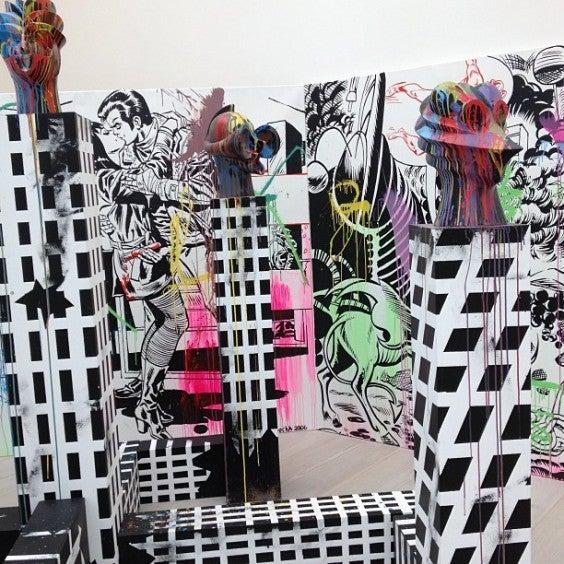 25 cosas que hacer en Londres. Saatchi Gallery