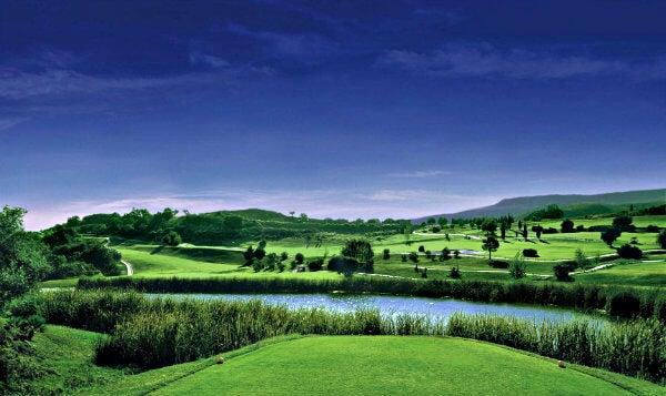 Golfe na andaluzia