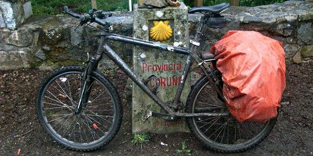 bici camino santiago 620