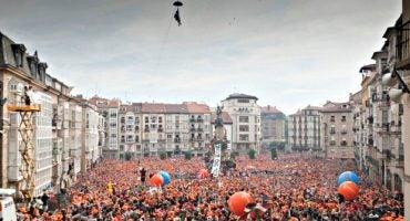 Fiestas tradicionales: Semana Grande de Santander y País Vasco
