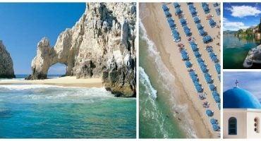 ¿A dónde van los famosos de vacaciones?