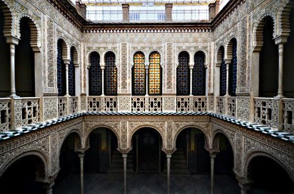 rota cultural pela Andaluzia