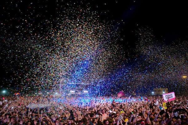 festival arenal sound pista