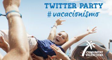 ¡Vuelve la Twitter Party #Vacacionismo!