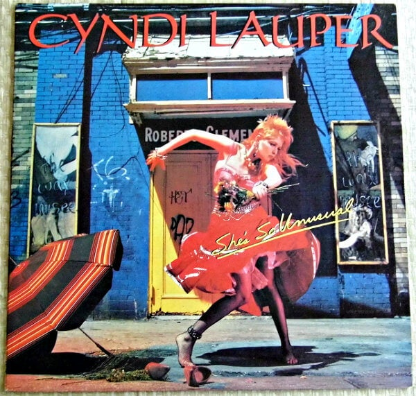 Cyndi lauper canciones viaje en coche